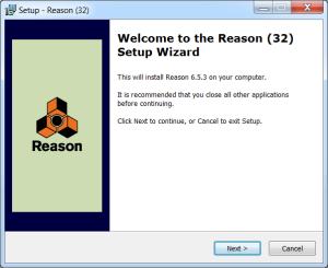 Reason (32) installer